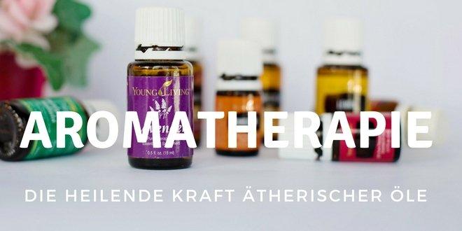 Bei der Aromatherapie werden ätherische Öle zu therapeutischen Zwecken eingesetzt. Die Wirkung wird auf verschiedene Weise erklärt.