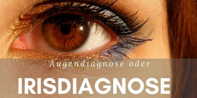 Augendiagnose, Irisdiagnose ist die Lehre von der Krankheitserkennung anhand der Analyse der Strukturen und der zugehörigen Reflexzonen